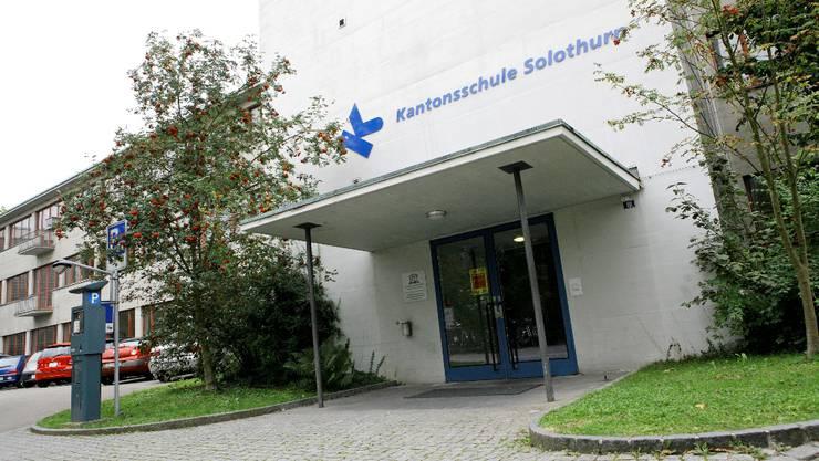 Die Kantonsschule Solothurn ist ein Standort der Sek P-Stufe.