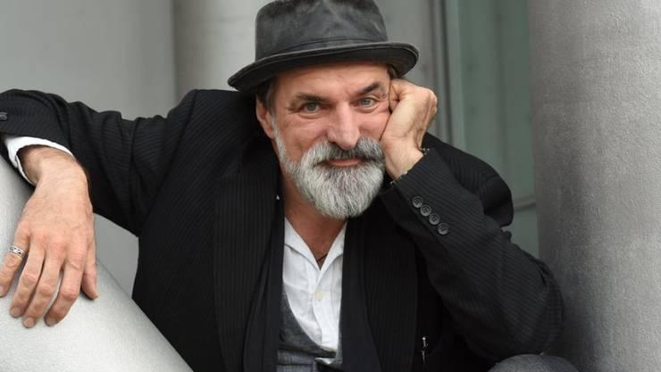"""So tauchte Schauspieler Andreas Hoppe wohl nie am """"Tatort""""-Set auf - Bart zu tragen war dem abtretenden Kommissar nämlich strengstens verboten. (Archivbild)"""