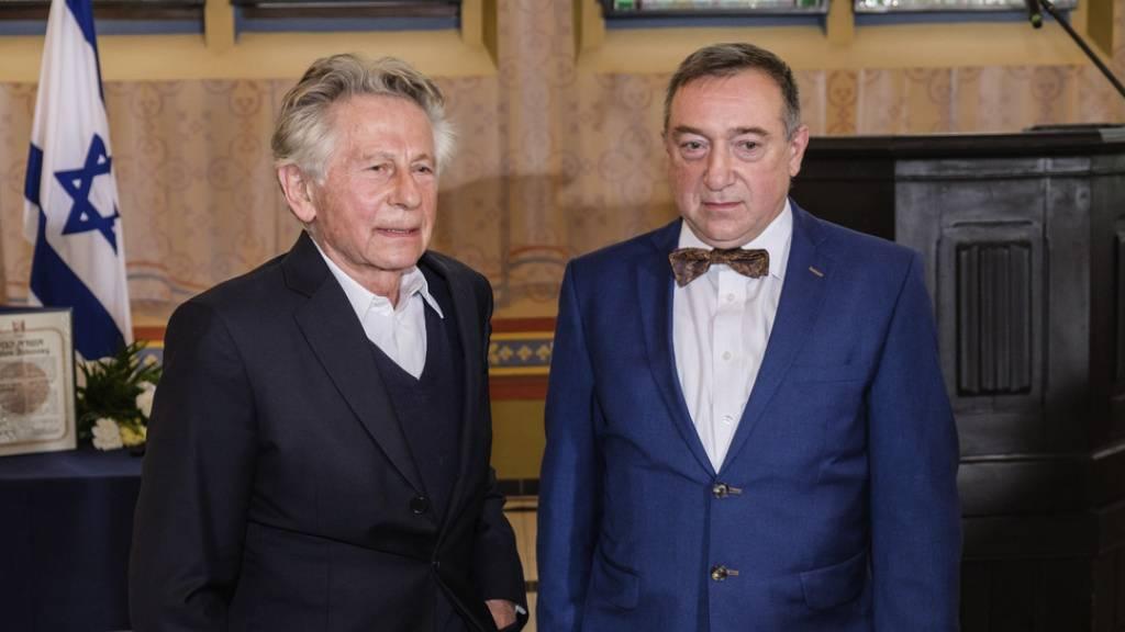 Yad Vashem ehrt posthum Roman Polanskis Retter vor dem Holocaust