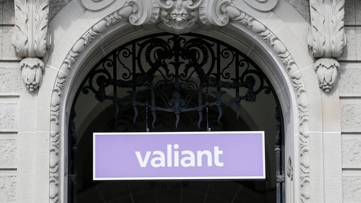 Die Valiant Bank konnte in den ersten drei Quartalen 2020 den Gewinn auf 87,6 Millionen Franken steigern.