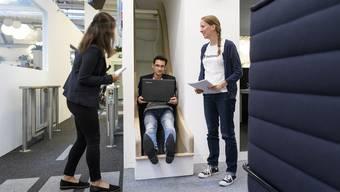 Coworking Spaces liegen im Trend.