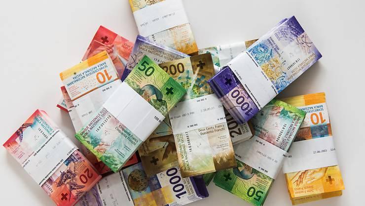 Kapitalbezüge aus der beruflichen Vorsorge werden im Kanton Zürich in Zukunft tiefer besteuert. (Symbolbild)