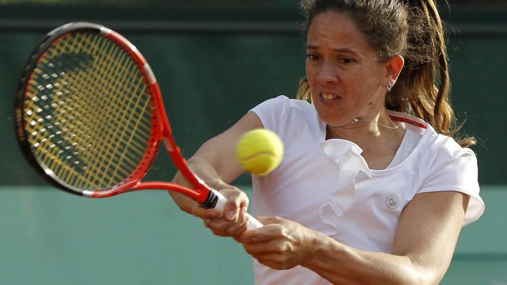 Spielt nach vier Jahren Pause wieder gutes Tennis: Patty Schnyder
