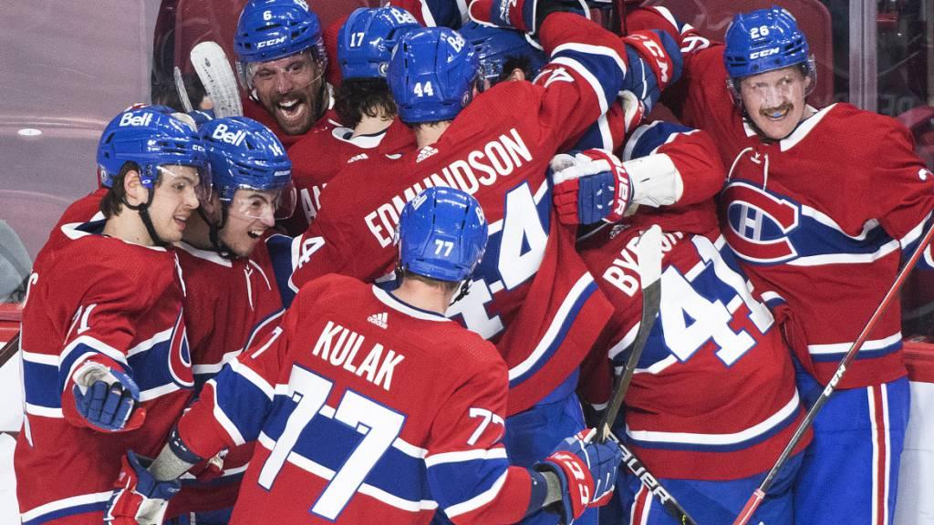 Montreal gleicht gegen Toronto nochmals aus