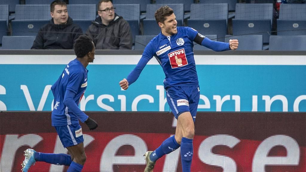 Der FC Luzern ist bereit für den Re-Start der Liga