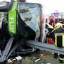 Flixbus-Unfall nahe Leipzig