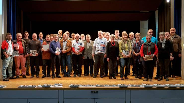 Rund 40 Vereine und vereinsähnliche Organisatoren sind derzeit in Luterbach aktiv, viele davon seit mehr als 100 Jahren.
