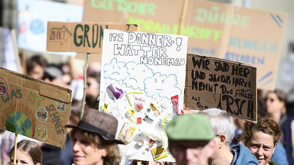 Klimabewegung sucht weiteren Schulterschluss mit Gewerkschaften