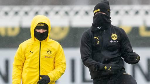 BVB kehrt in Kleingruppen auf Trainingsplatz zurück