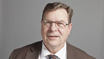 Toni Bortoluzzi Nationalrat der SVP des Kantons Zürich.
