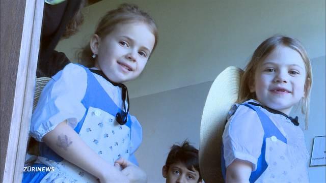 3000 Kinder suchen das perfekte Kostüm fürs Sechseläuten