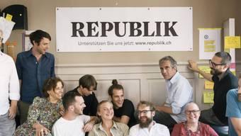 "Die ""Republik"" ist im Januar gestartet."