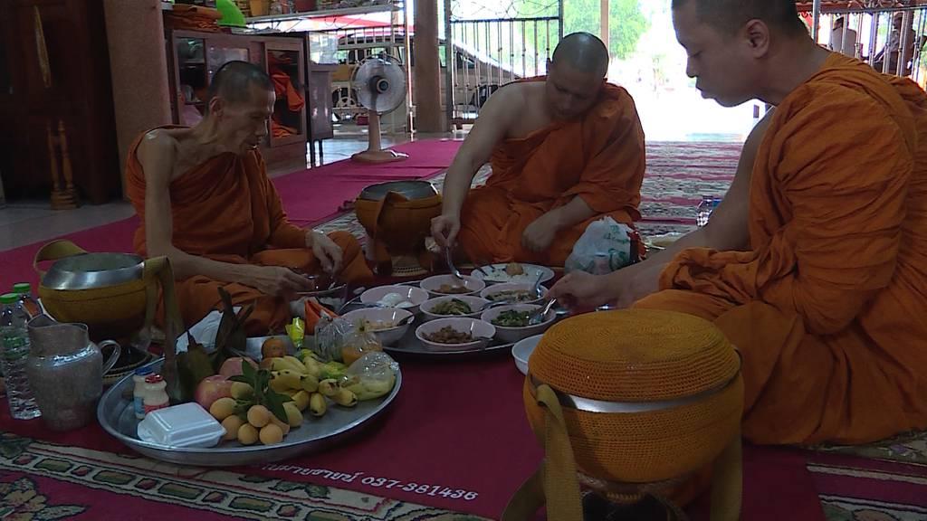 Mönch auf Zeit: Teil 4