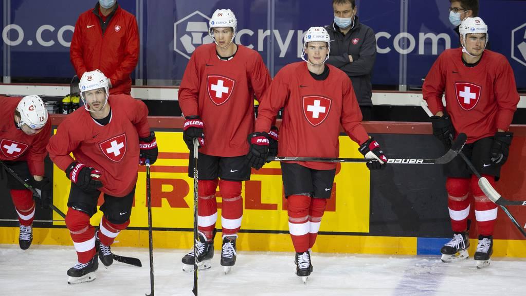 Die ersten zwei WM-Spiele konnte die Schweiz für sich entscheiden.