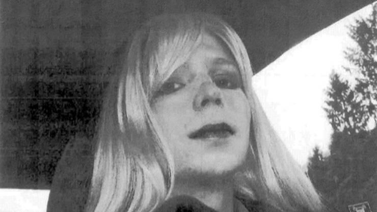 Chelsea Manning will ihre 35-jährige Haftstrafe nicht akzeptieren. Die Frau wurde als Mann namens Bradley Manning bekannt, nachdem sie hunderttausende Armeedokumente an Wikileaks weiterleitete. (Archivbild)
