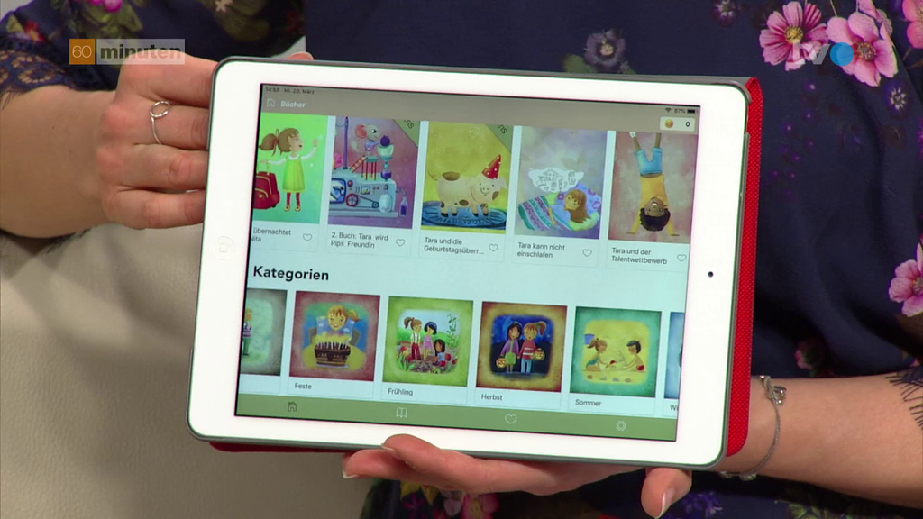 Kinderbuch-App