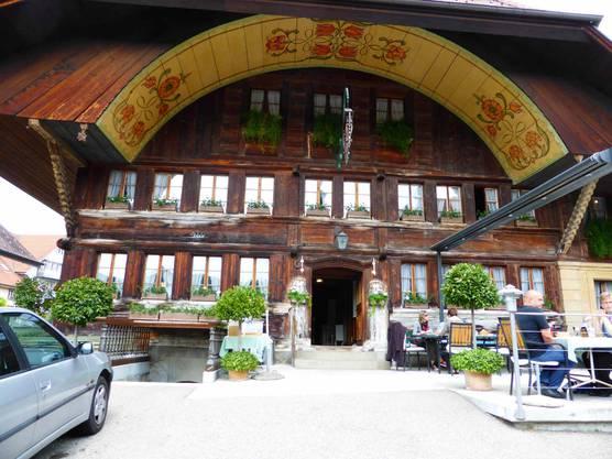 Gasthof Kreuz in Sumiswald