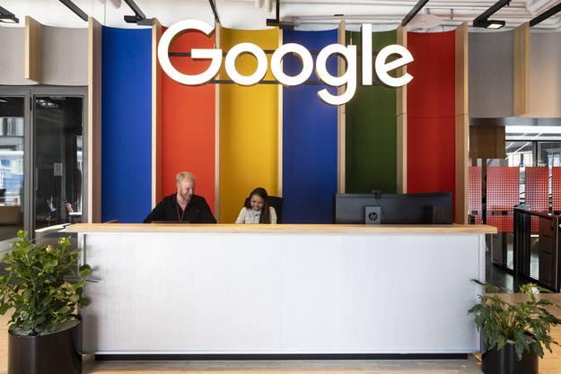 Es ist mittlerweile das vierte Gebäude an der Europaallee, das Google einweiht.
