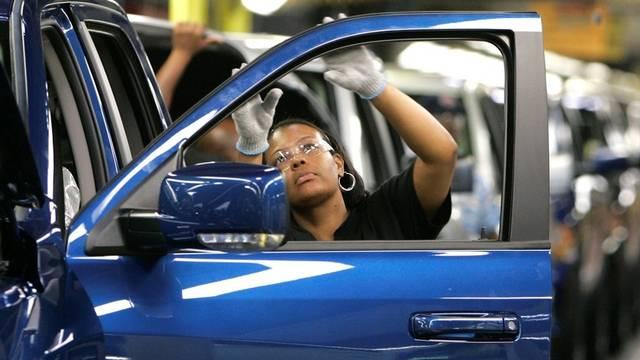 Chrysler Pickups sind in Nordamerika beliebt
