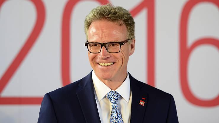 """SBB CEO Andreas Meyer sagt über den Gotthard: """"Meine frühen Erinnerungen haben etwas Magisches"""""""