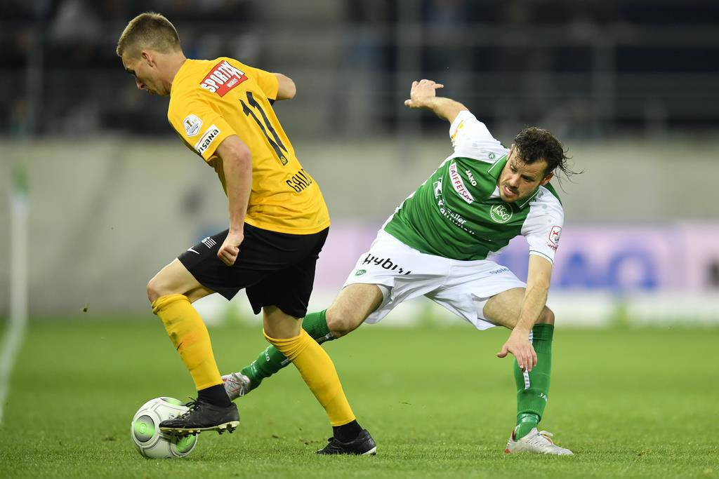FCSG gegen YB (22.05.2019)