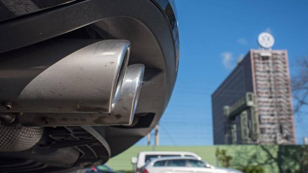 In der Abgas-Affäre von VW liegen einem Pressebericht nach erste Geständnisse vor.