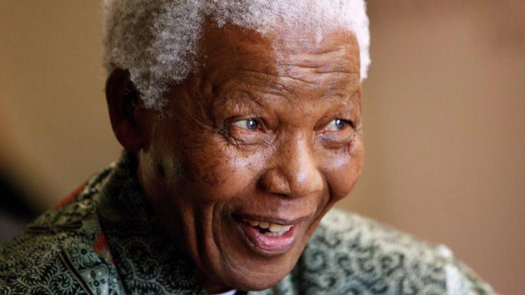 Minus 24: Nelson Mandela erster schwarzer Präsident von Südafrika