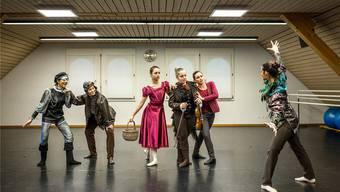 Ballettschule Weissbarth Peterchens Mondfahrt