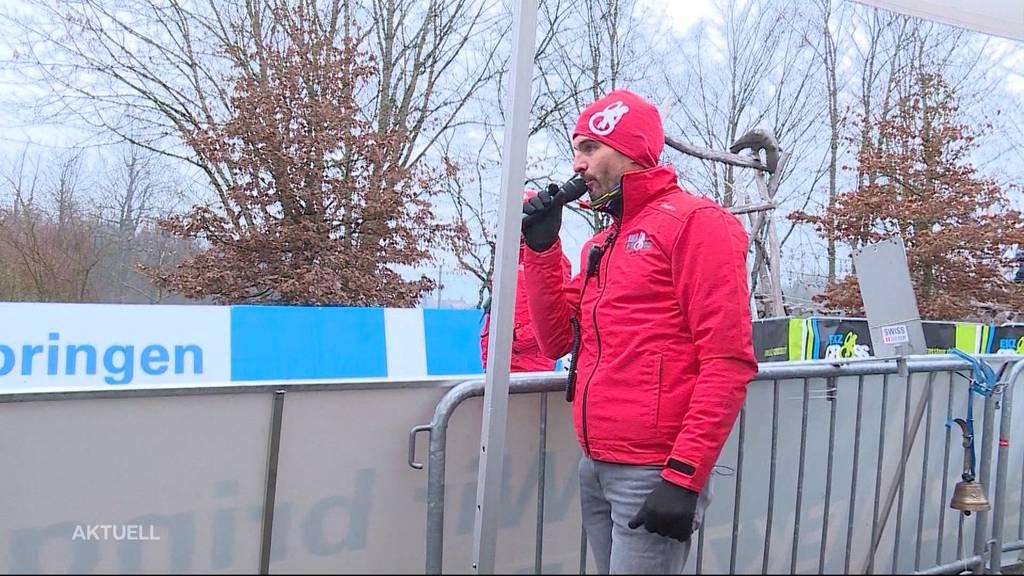 Voll in Fahrt: Schweizermeisterschaft Radquer in Baden