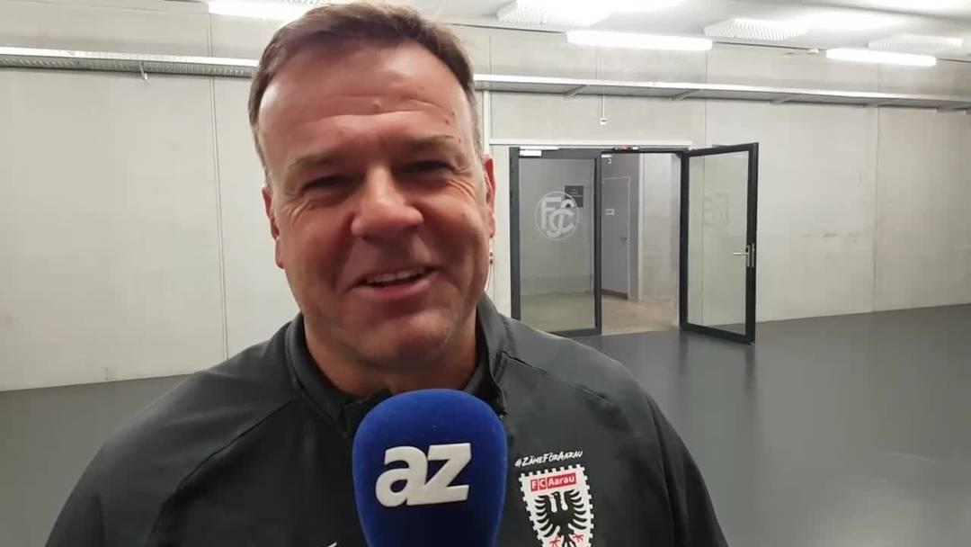 Trainer Patrick Rahmen über das FCA-Märchen und das harte Stück Arbeit in Schaffhausen