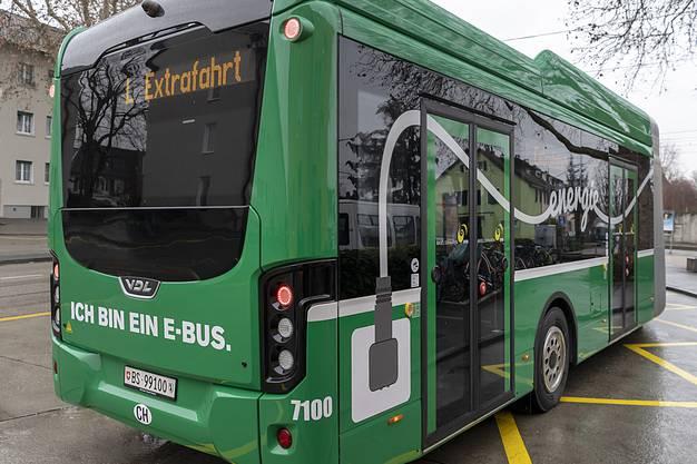 Bis 2027 sollen sämtliche Diesel- durch Elektrobusse ersetzt werden.
