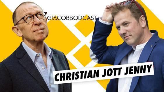 Mit Musiker und Produzent Christian Jott Jenny