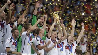 Deutschland-Argentinien, WM-Final 2014: Die Bilder zum grossen WM-Final