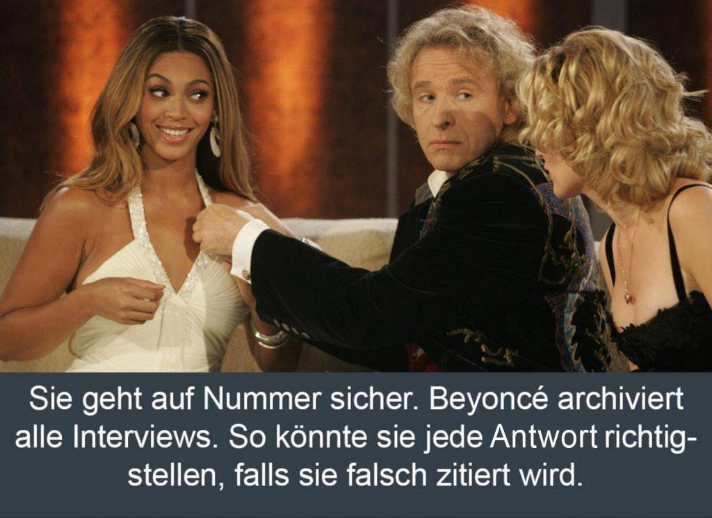 7 Fakten über Beyoncé