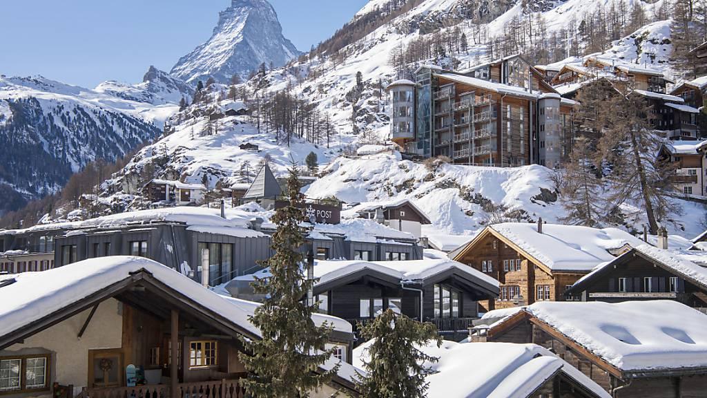 Schweizer Tourismus steht vor einer schwierigen Wintersaison. (Archiv)