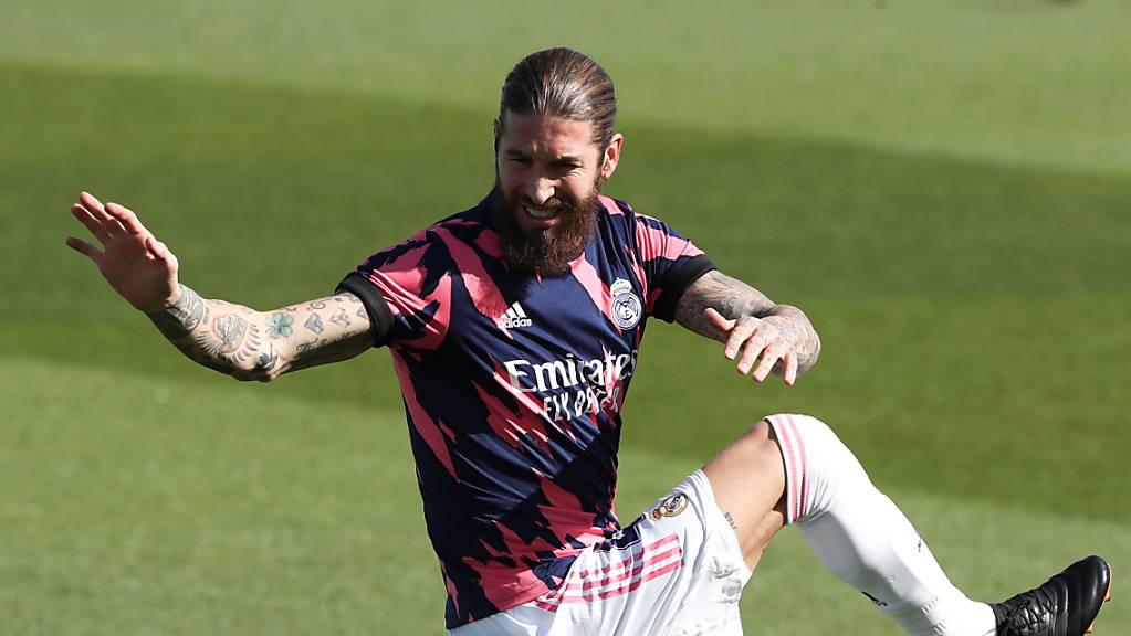 Ausfälle wie jener von Captain Sergio Ramos setzen Real Madrid zu - für den Abwehrchef kommt das Hinspiel gegen Chelsea zu früh