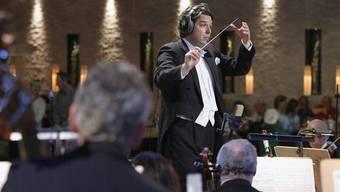 Dinic dirigiert das Berner Symphonieorchester (Archiv)