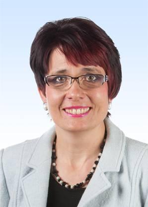 Elisabeth Augstburger von der EVP