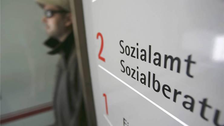 Mit 5,4 Prozent verzeichnet Spreitenbach kantonsweit die höchste Sozialhilfequote. ho