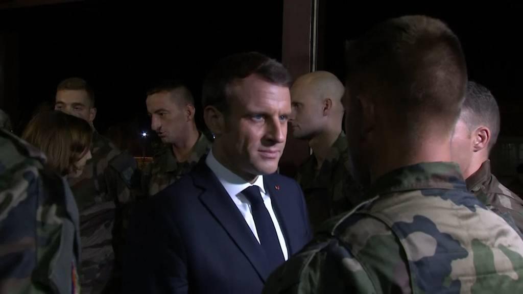 Frankreich «neutralisiert» 33 Terroristen