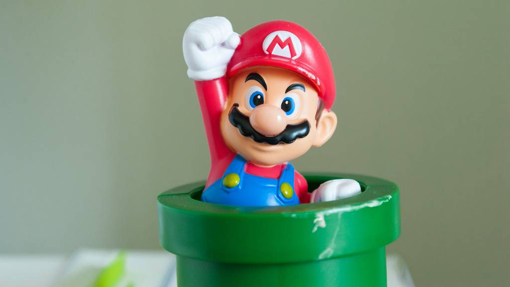 Super Mario Gameboy
