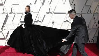 Die Stars auf dem roten Teppich vor der Oscars-Verleihung 2019