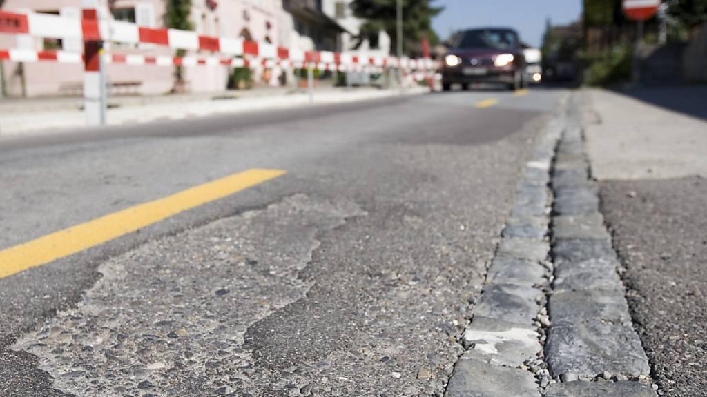 Strasse durch Muotathal wird für knapp 16 Millionen Franken saniert