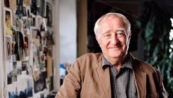 Fredi M. Murer in seinem Atelier in Zürich: Über fünfzig Jahre lang hat er Filme gedreht. Archiv