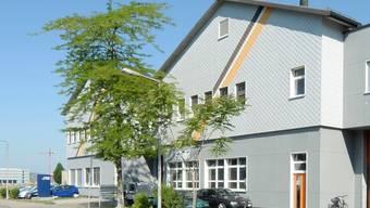In diesem Gebäude am Stadtrand von Winterthur hat die An'Nur-Moschee ihre Räume.