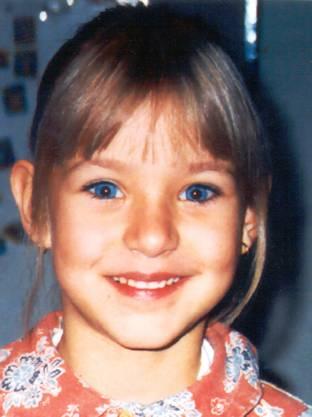 Ein Foto der 2001 verschwundenen Peggy.