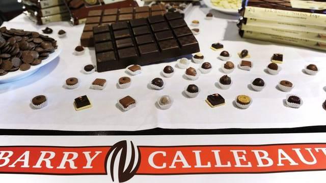 Mehr Ab- aber weniger Umsatz: Schokoladenriese Barry Callebaut (Archiv)