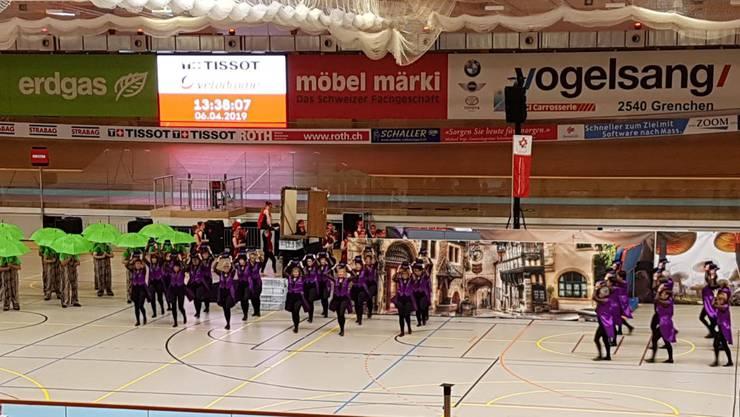 Solothurner Gymnastik-Gruppen Frauen und Männer