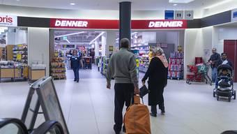 Immer mehr Denner-Läden werden in städtischen Gebieten eröffnet. (Symbolbild)