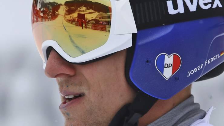 Josef Ferstl reiht sich ein in die Liste der unerwarteten Sieger in Val Gardena